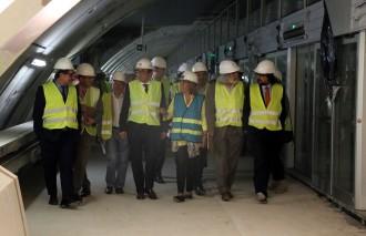 Vés a: El Govern invertirà 37 milions d'euros per acabar les dues estacions de la L-10 a l'Hospitalet