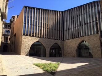 Solsona vol dedicar la plaça de la biblioteca a Ramon Llumà