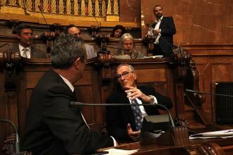 Vés a: Colau arriba a mig mandat amb la censura del ple a la seva acció de govern