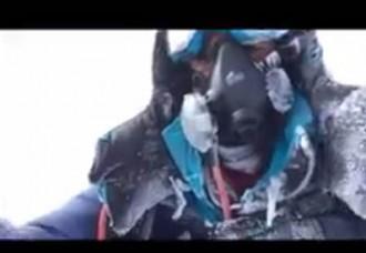 Vés a: VÍDEO Així ha fet Ferran Latorre el cim de l'Everest amb oxigen artificial