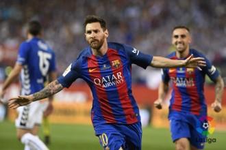Vés a: El Barça guanya l'Alabès (3-1) i aconsegueix la seva 29a Copa del Rei