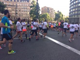 Vés a: La cursa de la Guàrdia Urbana bat rècord de participació en la 5a edició