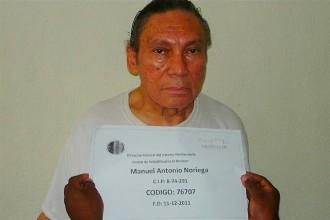 Vés a: Mor Manuel Noriega als 83 anys
