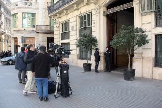 Vés a: ERC reclama que l'Estat cedeixi a Barcelona la comissaria de Via Laietana