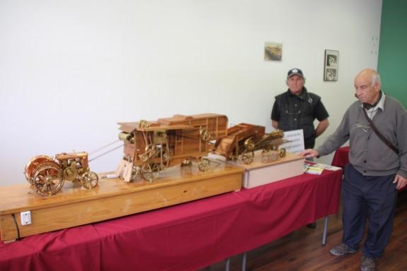 Mostra de miniatures d'eines del camp