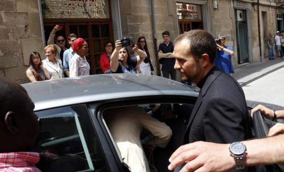 El bisbe de Solsona necessita escorta policial després d'oficiar dues confirmacions a Tàrrega