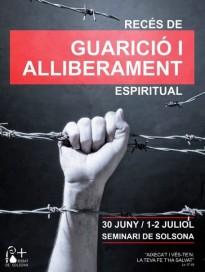 El Bisbat de Solsona organitza un recés sobre guarició i alliberament del maligne