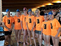 Una quinzena de nedadors d'Espaigua representen al Solsonès a la Fase Final de Natació
