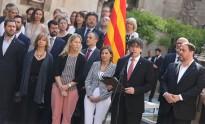 «Voleu que Catalunya sigui un estat independent en forma de república?»: el referèndum de l'1 d'octubre