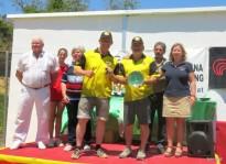 Bon paper del Club de bitlles Olius al Campionat de Catalunya de Clubs