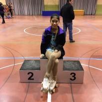 Júlia Bin Melsió participa al Trofeu Ciutat de Mollerussa