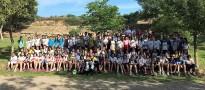 La Fira Esportiva del Solsonès dobla els participants amb l'alumnat de 6è