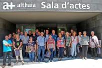 Vés a: Un grup de passeig, 'mindfulness' i noves tècniques de mitja i ganxet, novetats de l'oferta d'activitats per a la gent gran de Solsona