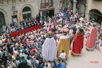 La Festa de Corpus de l'any 1992