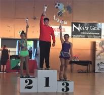 Xavier Cases i Berta Carrasco es proclamen campions del 3r Trofeu de Sant Joan