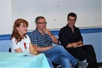 Tertúlia literària amb l'escriptor Toni Fernández