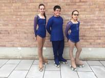 Cinc patinadors del Solsona Patí Club s'han classificat per a la Final d'iniciació