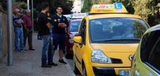 Vés a: Desconvoquen la vaga d'examinadors de trànsit a Espanya però podria continuar a Catalunya