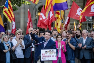 Vés a: Joan Josep Nuet: «Potser dimecres ens quedem sense TV3»