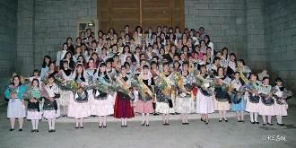 Fa 25 anys: IV Trobada Nacional de Pubilles a Solsona