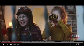Vés a: Alternativa Verda blasma que Gas Natural empri nens per anunciar-se