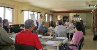 Èxit de participació al curs de Paleografia a l'Arxiu Comarcal