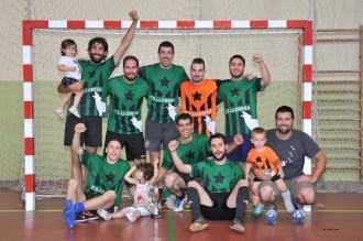 El FS Llobera es proclama campió de les 12 Hores de Futbol Sala Comarcal