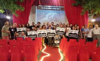 Vés a: ProuSal es mobilitza contra la continuïtat dels abocaments al Cogulló