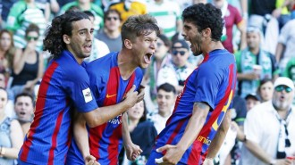 Vés a: El Barça B ja és equip de Segona Divisió