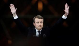 Vés a: Macron i la cinquena República