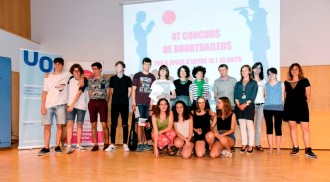 Els solsonins Teixons Produccions guanyen un dels premis del quart concurs de booktrailers per a joves de 14 a 18 anys