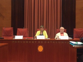 Vés a: Villarejo i Pino també planten la comissió del Parlament sobre l'«operació Catalunya»
