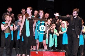 GALERIA D'IMATGES: Concert final de curs de l'Orfeó Nova Solsona