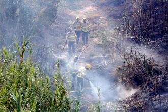 Vés a: Una cigarreta ha provocat l'incendi ja controlat a Sant Fruitós de Bages