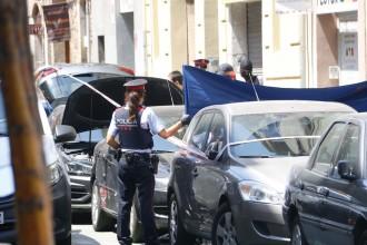 Vés a: Troben el cadàver d'un home al maleter d'un cotxe al barri de Sants de Barcelona