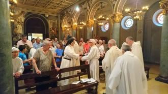Festa de la Solemnitat del Cor de Maria