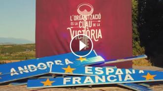 Vés a: VÍDEO Arran arrenca les fronteres estatals per reivindicar la unitat dels Països Catalans