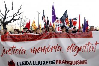 Vés a: Denunciaran la Paeria per incomplir la llei de memòria històrica en el cas dels «carrers franquistes»