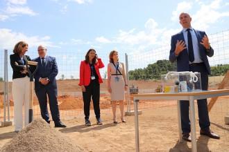 Vés a: Boehringer Ingelheim inverteix 100 milions d'euros a la planta de Sant Cugat