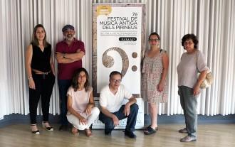 El FeMAP creix al Solsonès amb més activitats als Pirineus i concerts de música antiga d'àmbit europeu