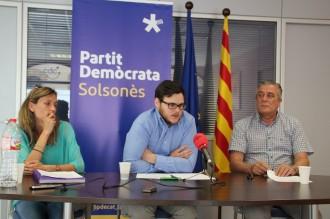 El Grup municipal del PDeCAT a l'Ajuntament de Solsona fa balanç a mitja legislatura