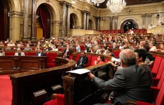 Vés a: De la reforma del reglament als canvis de Puigdemont: guia per no perdre's l'últim ple del curs