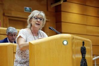 Cortès insta el Senat a comprometre's amb la reconversió industrial del Bages