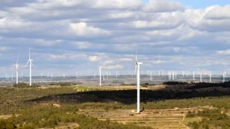 Vés a: Territori tomba el projecte eòlic al Pinell de Brai per l'elevat impacte ambiental