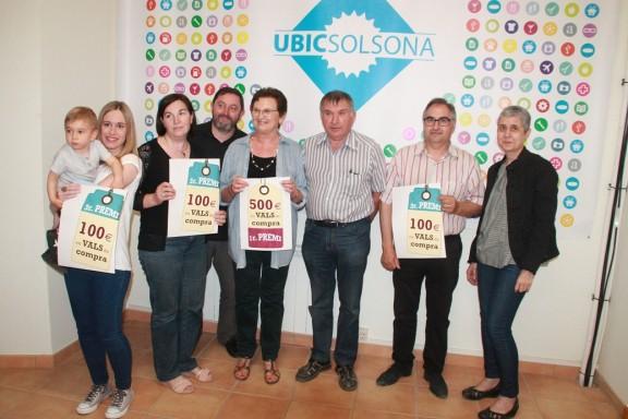 La UBIC reparteix els premis de la Fira de Sant Isidre