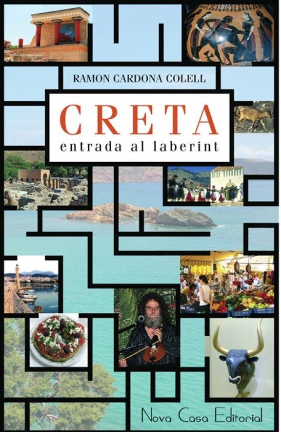 Ramon Cardona presenta el llibre: Creta, entrada al laberint
