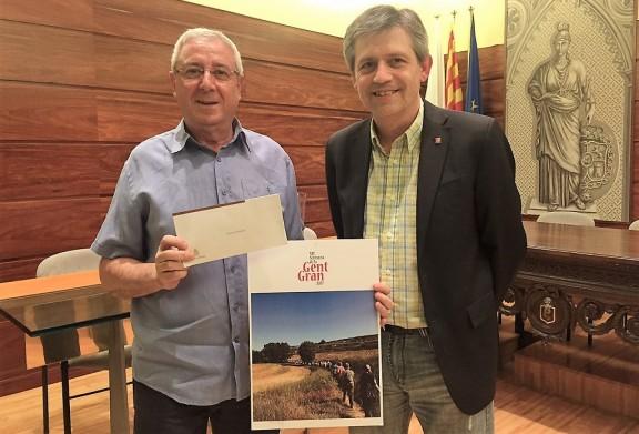 Francesc Grau i Marc Vilà, guanyadors dels concursos de la Setmana de la Gent Gran de Solsona