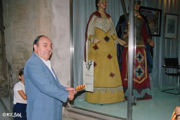 Ara fa 25 anys: Exposició 300 anys del Drac