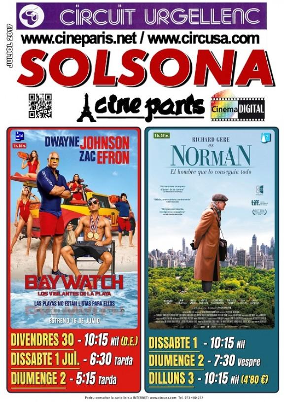...us convidem al Cine París