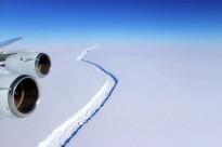 Vés a: Un dels icebergs més grans de la història sura per l'Antàrtida